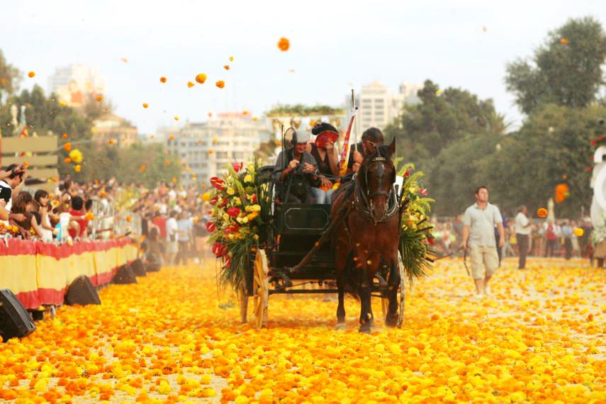 La Batalla de Flores cumple 127 años el próximo domingo