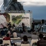 """""""Un lago de conciertos"""" gratuitos volverá a las Ciencias en Abril"""