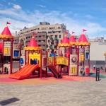 Los mejores parques infantiles al aire libre de Valencia