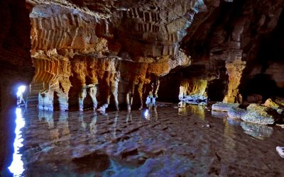 Cuevas turísticas de la Comunidad Valenciana. Cueva de Adsubia (Alicante)