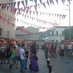 Mercados medievales en Valencia en octubre