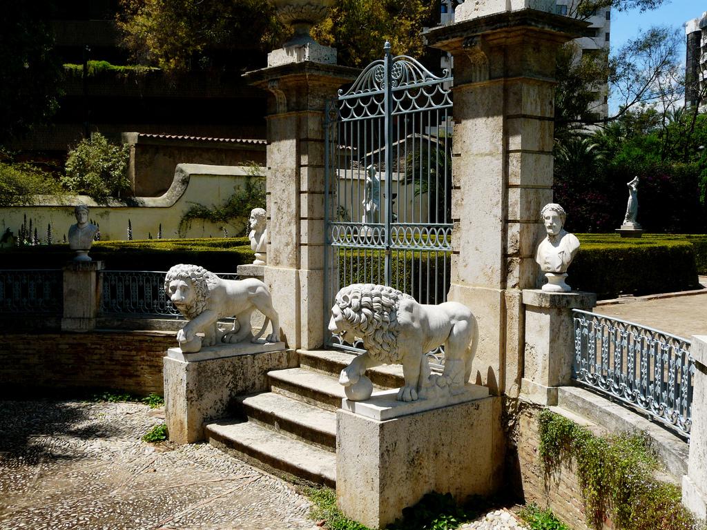 Los leones que fueron rechazados en Madrid están en Valencia