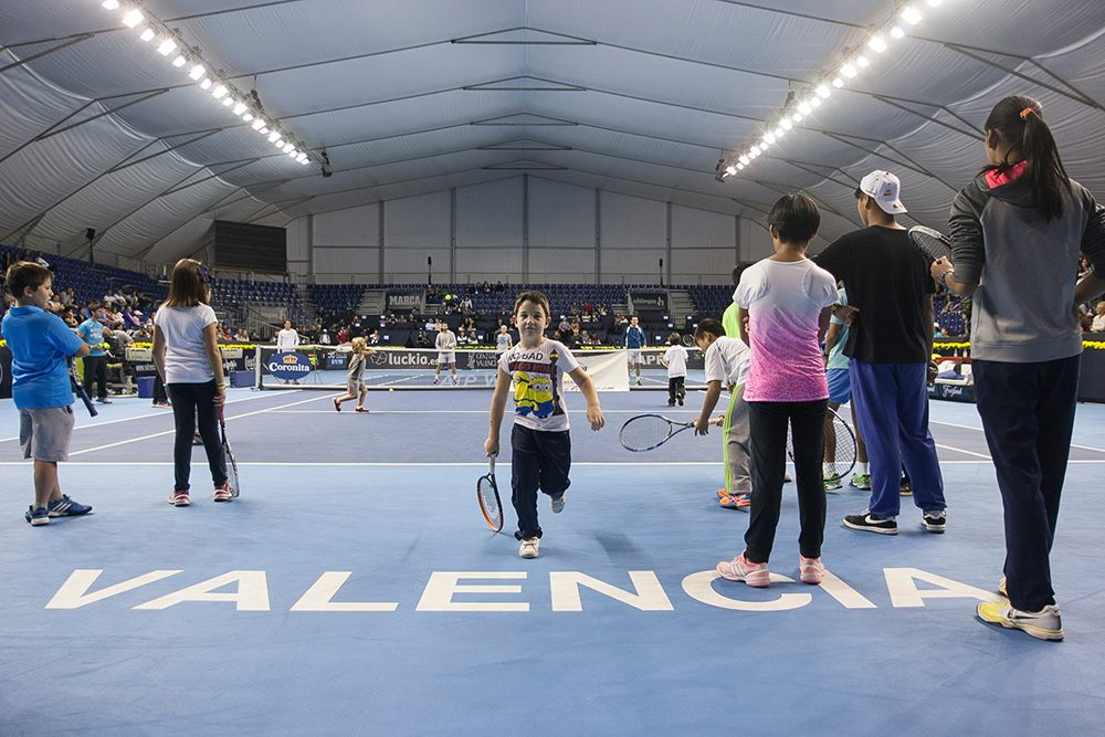 Entradas para el Valencia Open 2015 (Del 24 octubre al 1 de noviembre)