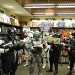 """Reading Day"" GRATUITO de Star Wars en La Casa Del Libro de Valencia"