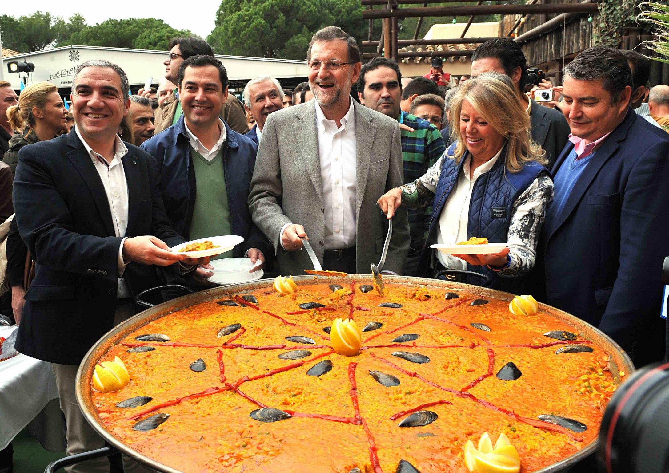 20 formas de destrozar la Paella Valenciana