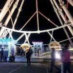 Regresa la feria de atracciones de Valencia por Navidad