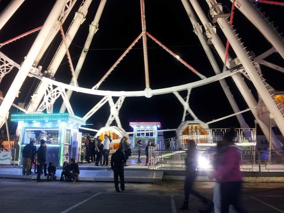 La feria de atracciones de Valencia acoge del 18 al 22 de enero los Días del Niño