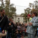 Mercado ecológico, talleres infantiles y actividades musicales en la Plaza del Ayto. de Valencia