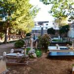 El Cementerio Protestante Británico de Valencia abre sus puertas estos días