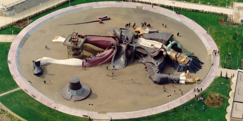 El parque Gulliver: 28 años de historia entre los valencianos