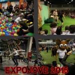 Programación Expojove 2015: Del 26 de diciembre al 4 de enero