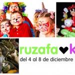 Programación Ruzafa Loves Kids (Del 4 al 8 diciembre)