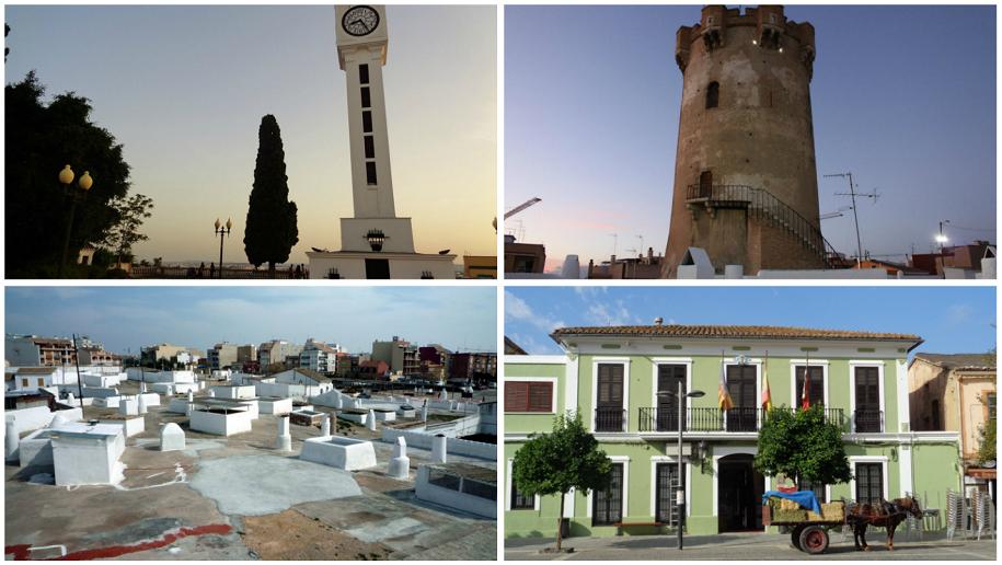 Visita GRATUITA para conocer la Torre, Calvario, Cuevas del Batán y el Museo de Cerámica de Paterna