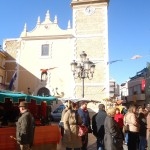 XVII Setmana Cultural de Sant Blai i del Comerç Local en Albal (mercado tradicional)