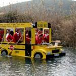 """El """"loco"""" descenso del río Bullent en Pego: Una carrera divertida y gratuita"""