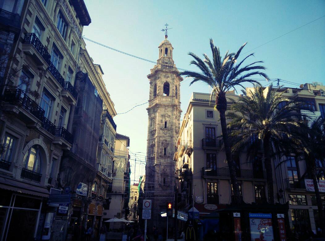 La Torre Campanario de Santa Catalina, una de las más bellas obras del Barroco