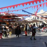 Mercados medievales en Valencia (Enero 2016)