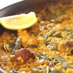 La receta de la verdadera Paella (Valenciana)