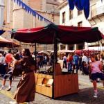 Mercados medievales y ferias de artesanía en la provincia de Valencia en febrero de 2019