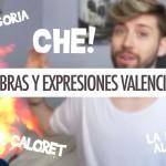 Expresiones típicas valencianas – Expressions típiques valencianes