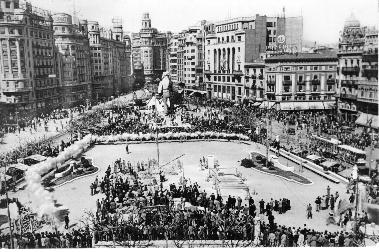 La Historia Y El Verdadero Origen De La Mascleta De Valencia
