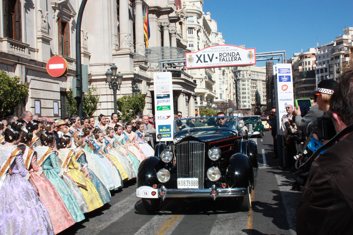 XLVI Rally de Fallas – Ronda fallera de coches de l´antigor (11, 12 y 13 de marzo)