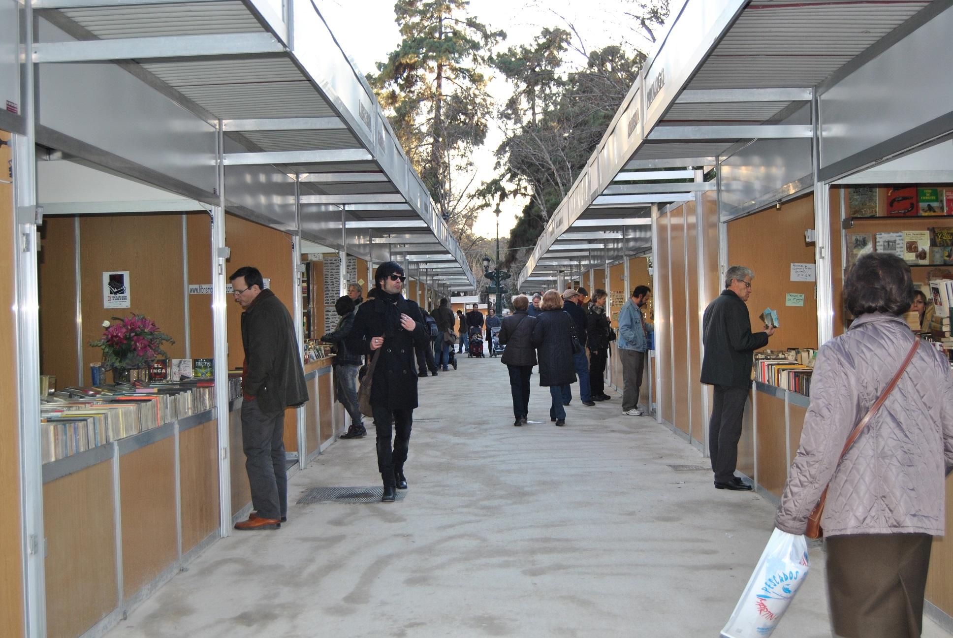 XXXIX Feria del Libro Antiguo y de Ocasión de Valencia (del 26 de febrero al 28 de marzo)