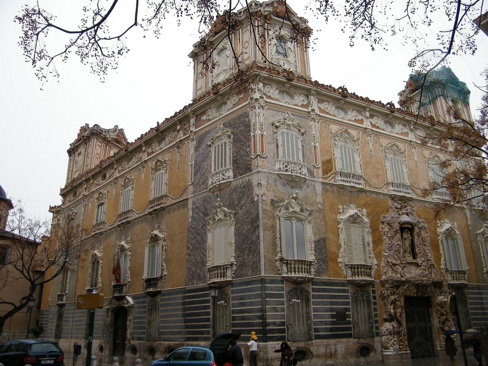 El Palacio del Marqués de Dos Aguas ofrece rutas teatralizadas y conciertos GRATUITOS