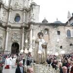 La ciudad de Valencia se prepara para la festividad de San Vicente Ferrer, uno de sus patrones