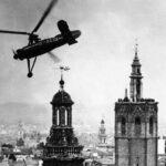 El día en que el autogiro La Cierva sobrevoló Valencia: 7 de Marzo de 1934