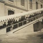 """La primera """"escalera mecánica"""" de España estuvo en Valencia"""