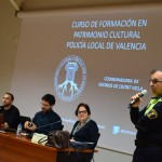 La Policía Local de Valencia recibe cursos de Formación en Patrimonio Cultural