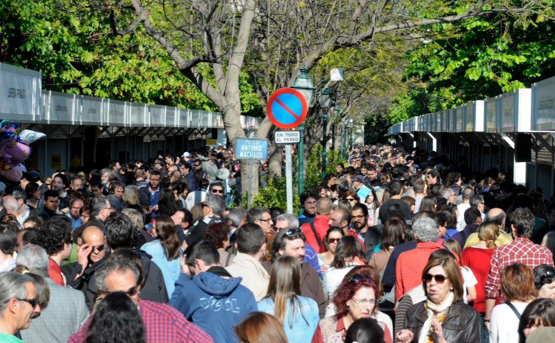 Feria del Libro de Valencia 2016: del 20 de abril al 1 de mayo