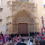 La Muixeranga d´Algemesí actuará el domingo 24 en la Plaza de la Virgen