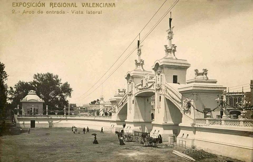 Valencia celebra el 110 aniversario de la Exposición Regional Valenciana con numerosas actividades