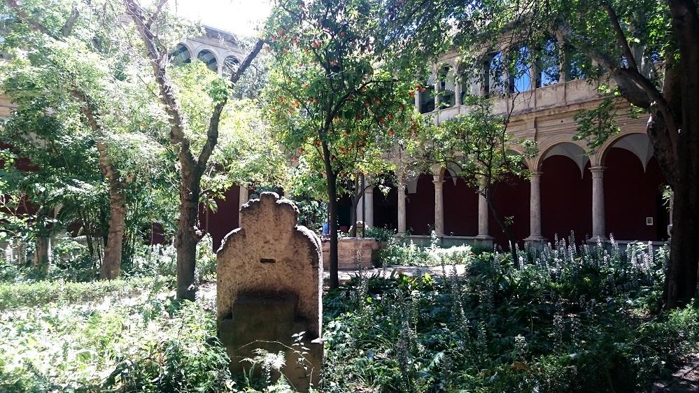Un recorrido por el Real Monasterio de Nuestra Señora del Carmen – Convento del Carmen