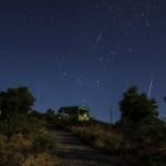 Lluvia de estrellas del cometa Halley visible desde cualquier parte en la madrugada del jueves al viernes