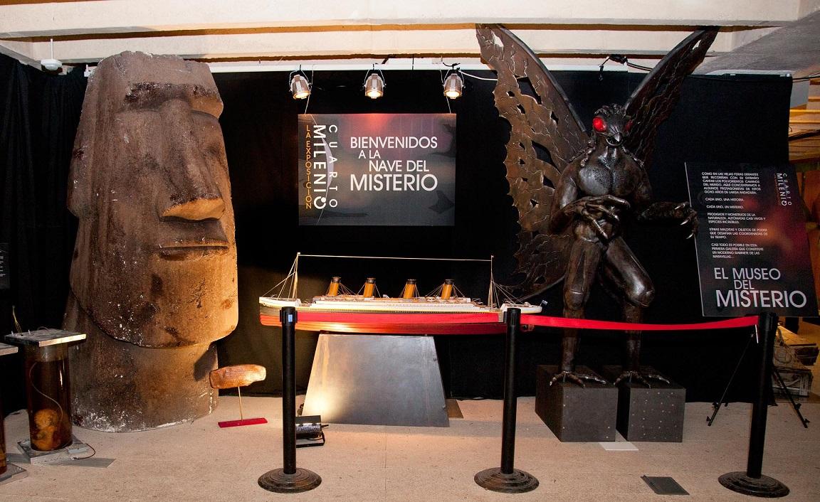 Cuarto Milenio: La Exposición, y Las Noches del Misterio, llegan a ...