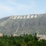 La historia de las letras de la montaña de Cullera