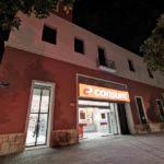 Arena Auditorium, la que fue la reina de los conciertos en Valencia, es ahora un supermercado
