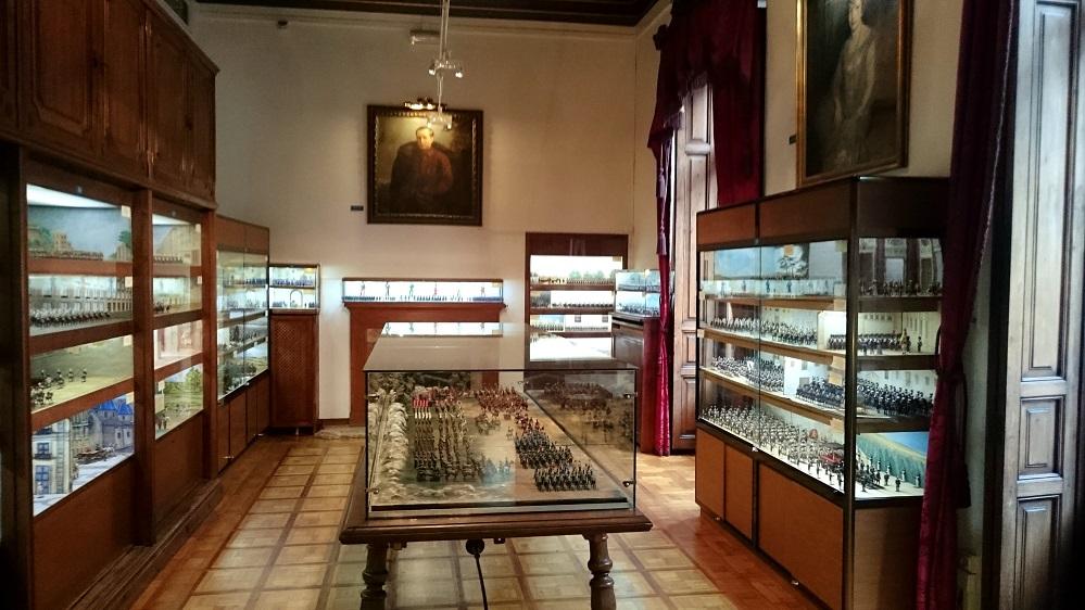 El museo de soldaditos de plomo más grande del mundo está en Valencia