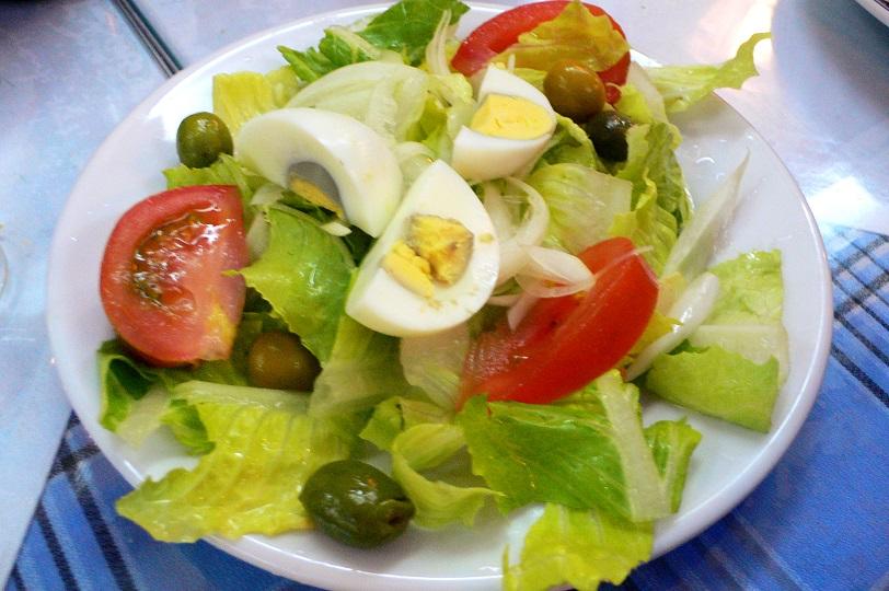 De la taula a la boca: la auténtica Ensalada Valenciana