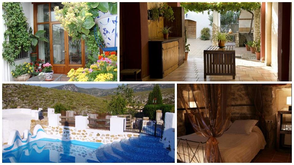 14 bonitas casas rurales donde escaparse en la Comunidad Valenciana