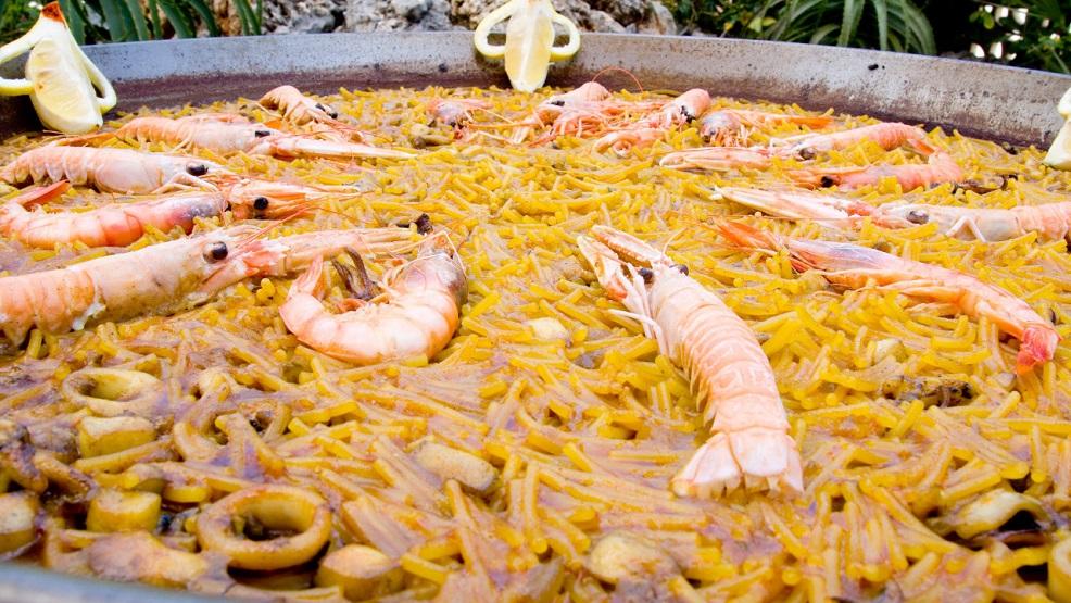 La auténtica receta de la Fideuà de Gandia