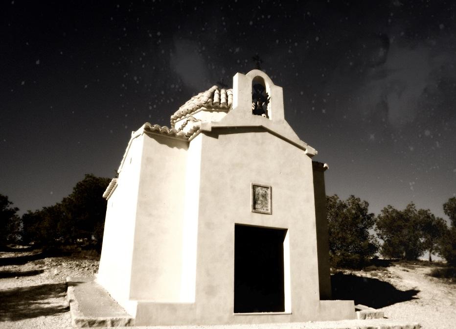 Ruta gratuita de las estrellas y observación astronómica en la ermita del Calvari de Mutxamel