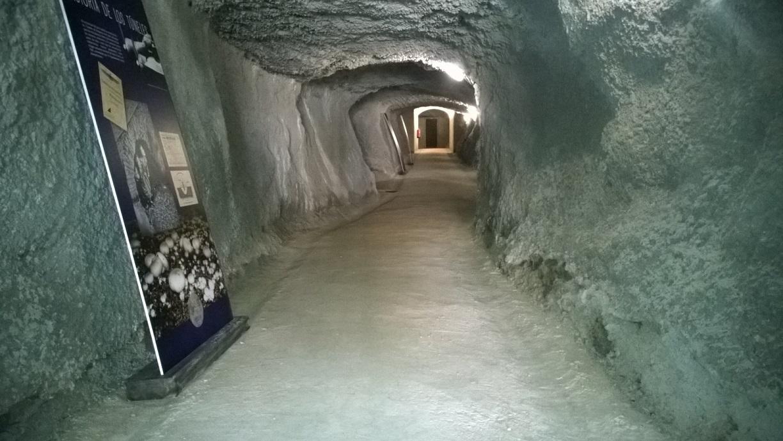 Los túneles de Requena, un nuevo atractivo turístico de la ciudad