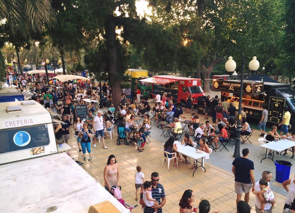 Gastronetas Street Food Festival Manises: las gastronetas más exclusivas del 4 al 6 de noviembre