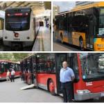 Un bono permitirá viajar en todos los medios de transporte públicos del área metropolitana de Valencia