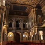 La preciosa capilla neobizantina de La Bene: la Sala Alfonso el Magnánimo
