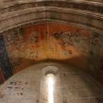 Unas pinturas murales únicas en Valencia, las Pinturas Murales de la capilla de San Miguel Arcángel